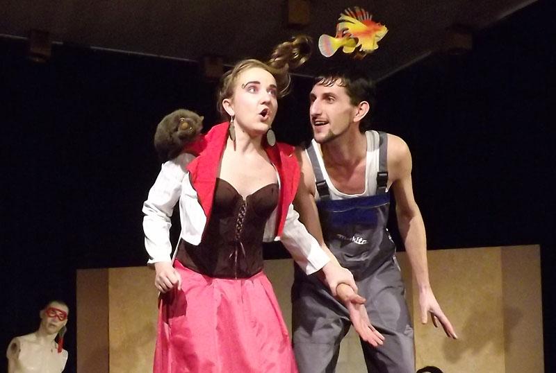 Eugène Ionesco: A kopasz énekesnő  @ A Szabadművelődés Háza