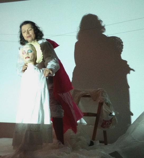 Ladik Katalin: Alice Kódországban @ Vörösmarty Színház Kozák András Stúdiószínpada