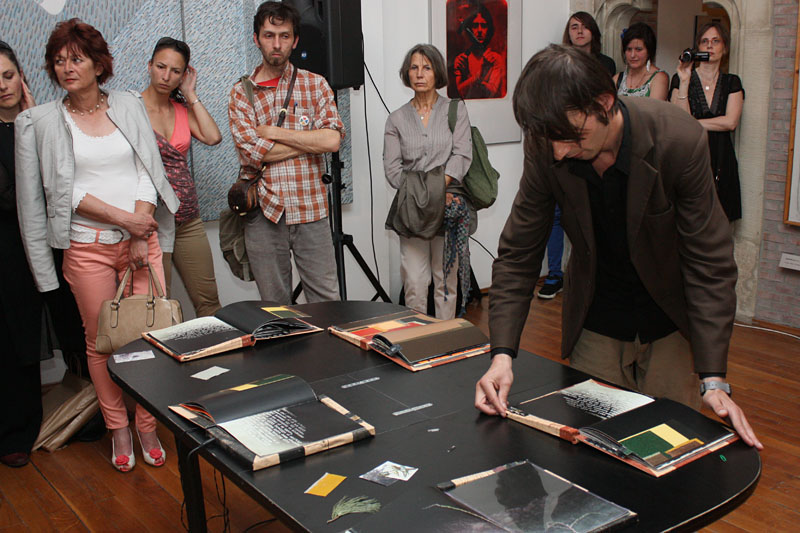 Konrad Korabiewski: The Art Book Orchestra