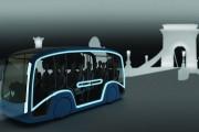 DD Elektromos turista kisbusz