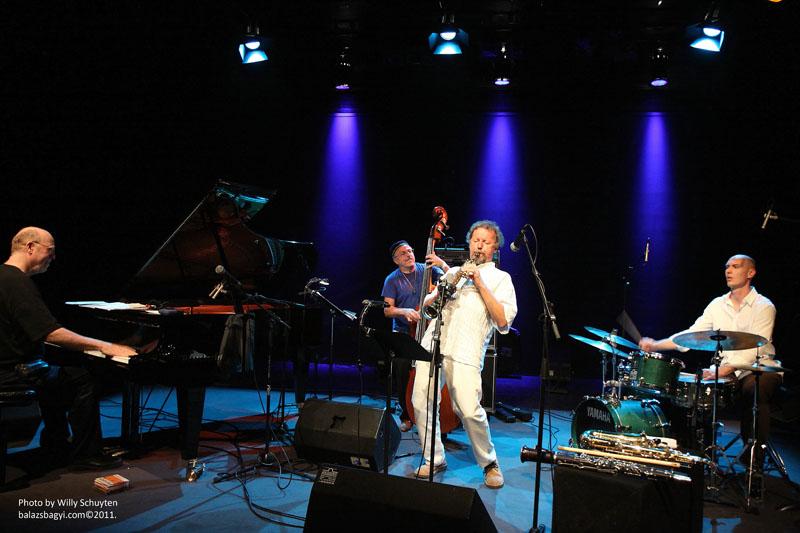 Eastern Boundary Quartet (USA–H) @ Pelikán Kamaraszínház