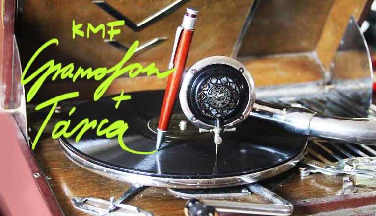 Kortárs Tárca gramofon