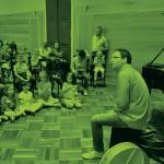 Jazzjátszótér a múzeumban