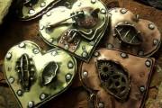 Steampunk szívek