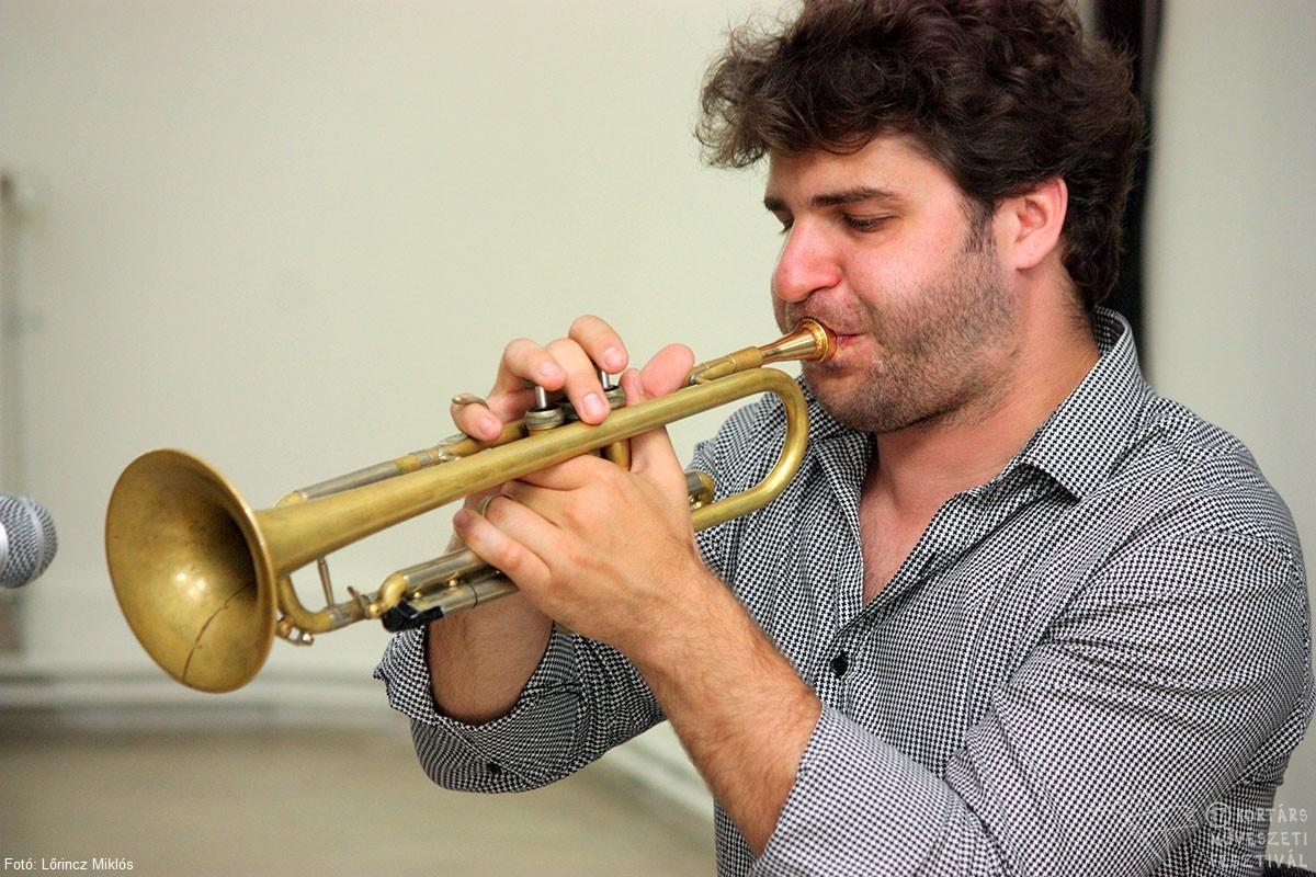 Meggyes Ádám – trombita, tárgyak