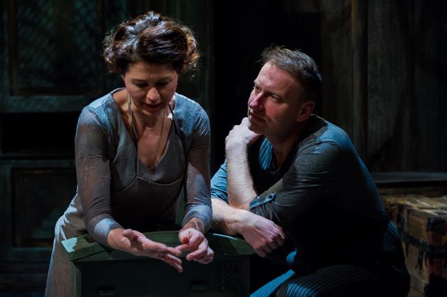 Play Strindberg @ Pelikán Kamaraszínház